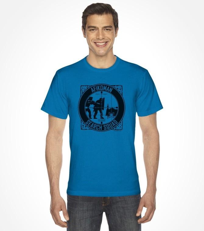 Afikoman Search Squad Jewish Passover Shirt