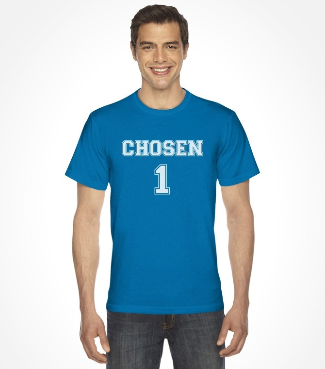 The Chosen One - Funny Jewish Shirt