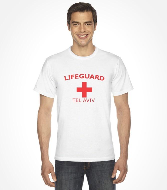 Tel-Aviv Lifeguard Israel Shirt