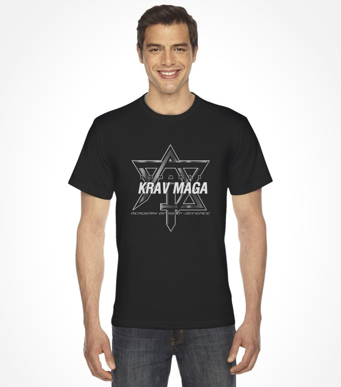 Star of David Israel Krav Maga Shirt