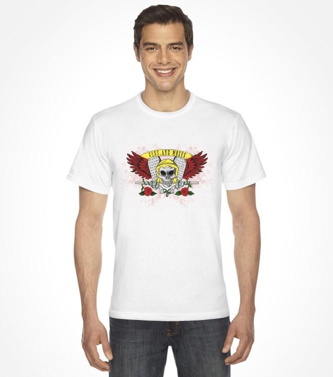 Guns -n- Moses Israel Shirt