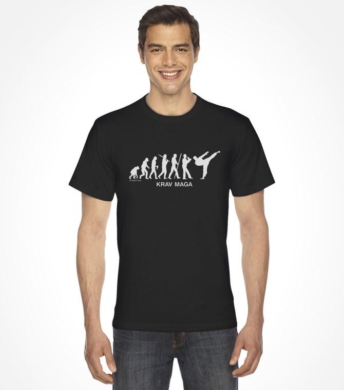 Krav Maga Evolution Shirt