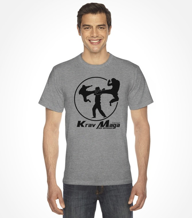 Krav Maga Close Combat Shirt