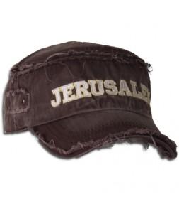 Vintage Jerusalem Cap