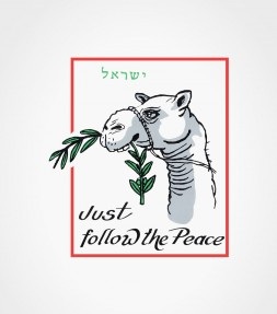 Follow the Peace Israel Shirt
