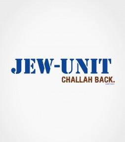 Jew Unit Funny Jewish Shirt
