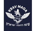 Krav Maga Wings - Israel Close Combat Training Hebrew Shirt