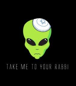 Take Me To Your Rabbi Funny Jewish Shirt