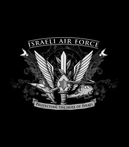 Israel Air Force Emblem Shirt