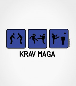 "Krav Maga ""Fight"" Shirt"