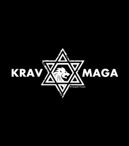 Krav Maga Lion Star of David Shirt