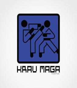 Krav Maga Combat Training Shirt