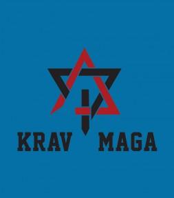 Krav Maga Combat Star of David Shirt