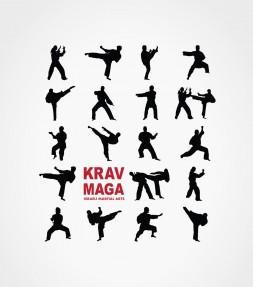 Krav Maga Techniques Shirt
