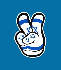 Support the Peace in Israel Shirt