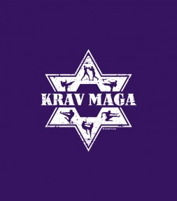 Star of David Krav Maga Combat Training Shirt