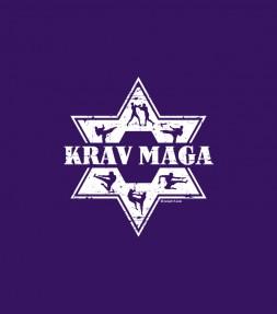 Star of David Krav Maga Combat Training Shirt