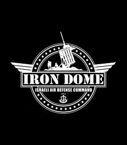 Israel Iron Dome Missile Defense Shirt