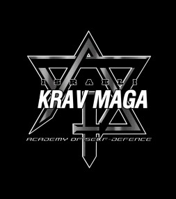 Star of David Israel Krav Maga Shirt