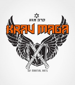 "Krav Maga ""Wings"" IDF Combat Training Shirt"
