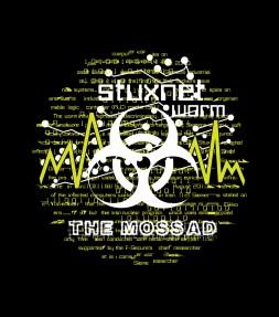 Stuxnet Worm - Israeli Mossad Cyber Attack Shirt