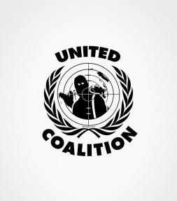 United Coalition Against Terrorism Shirt