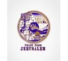 Peace from Jerusalem Shirt