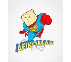 """Afikoman"" Action Hero for Passover  - Funny Jewish Shirt"