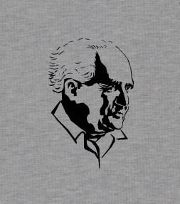 "Israeli Icon ""Ben Gurion"" - Vintage Israel Shirt"