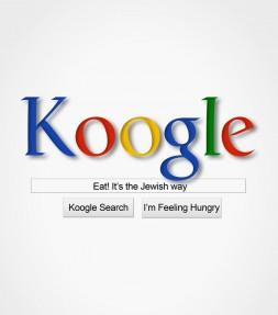 """Koogle"" Funny Jewish Shirt"