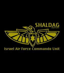 Israel Air Force Commandos Shirt