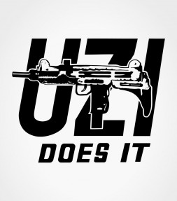 """UZI Does It"" Shirt"