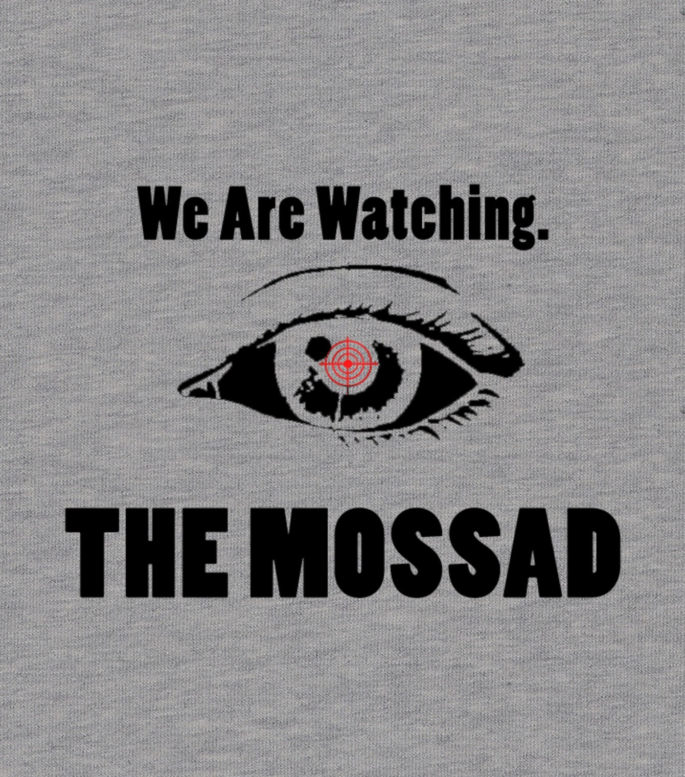 Stand Out Designs Shirts : Mossad shirt israeli t