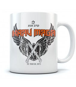 Krav Maga IDF Martial Arts Coffee Mug