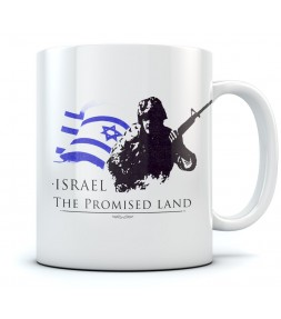 The Promised Land - Israel Coffee Mug