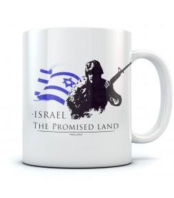 The Promised Land - Israel Coffee Mug