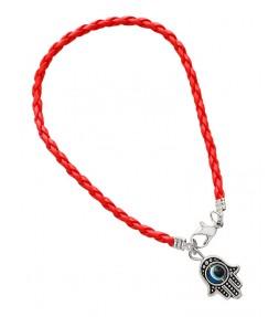 Red String Hamsa Kabbalah Bracelet