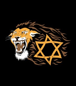 Israel Lion of Judah Star of David Shirt
