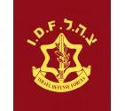 IDF Tzahal Hebrew Israel Coat of Arms Crest Shirt