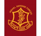 Israel Defense Forces Authentic Crest Insignia Shirt