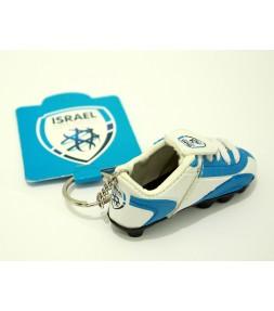 Israel National team Soccer Shoe Key Chain