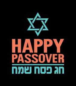 Happy Passover Jewish Holiday Hebrew Shirt