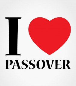 I Love Passover Jewish Holiday Shirt