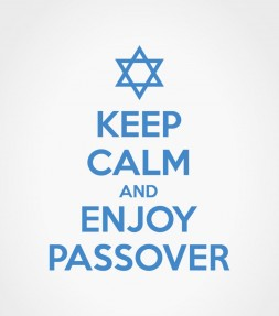 Keep Calm and Enjoy Passover Funny Jewish Shirt