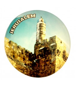 Tower of David Jerusalem Holy Land Magnet
