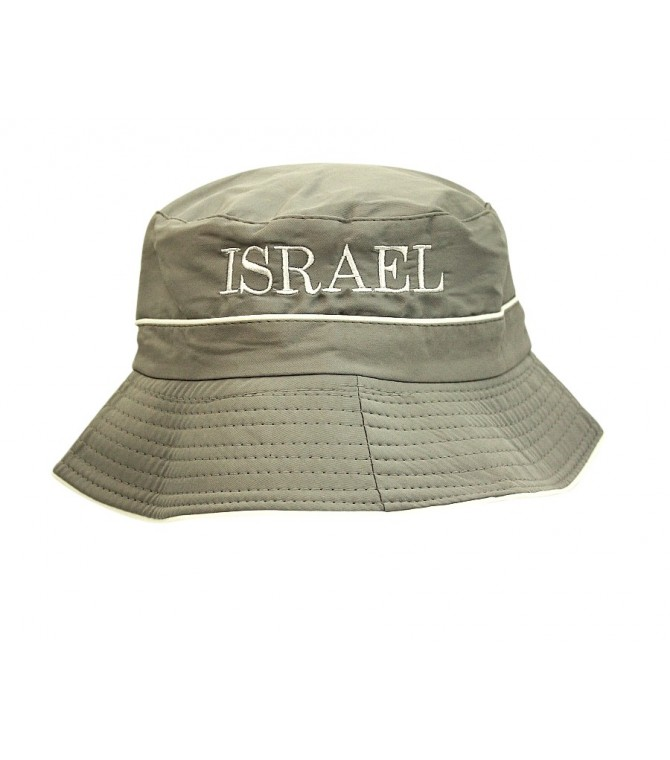 Israel Gray Shade Hat