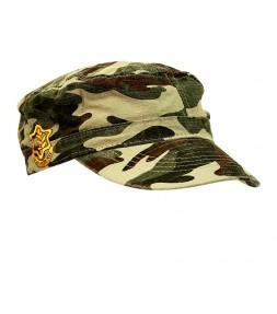 IDF Emblem Retro Camouflage Cap