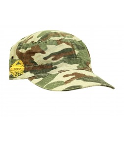 Israel IDF Armored Corps Tank Division Camouflage Cap