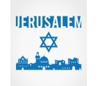 Jerusalem Old City Star of David Shirt