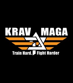 Train Hard Fight Harder Krav Maga Shirt